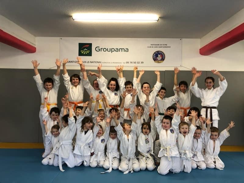 Judo saison 2019/2020