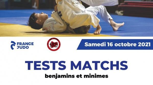 RESERVEZ VOTRE DATE ! Stage Arbitrage 71 et Tests Matchs Benjamins/Minimes